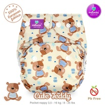 pocket coolmax Milovia UNIQUE - Cute Teddy immagine-1