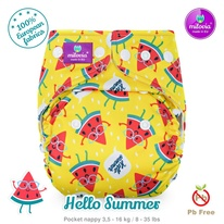 pocket coolmax Milovia UNIQUE - Hello Summer immagine-1
