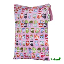 Wet-Bag T-Tomi Gufi Rosa immagine-1