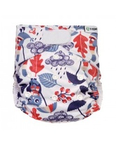 Pocket coolmax T-Tomi - Owls Velcro immagine-1