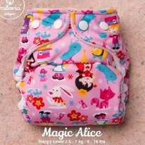 Cover Milovia S- magic alice immagine-1