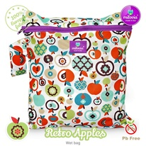 Wet-Bag Milovia - Mele retro immagine-1