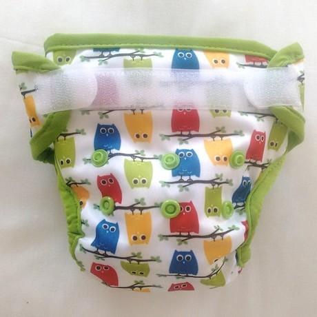 cover sweet pea newborn per pannolini lavabili