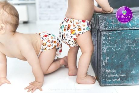 pannolini lavabili Milovia