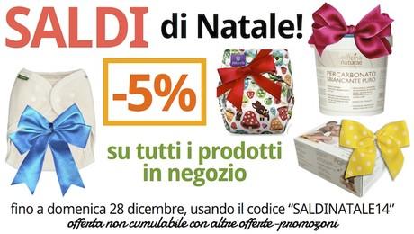 pannolini lavabili & Co saldi -5%