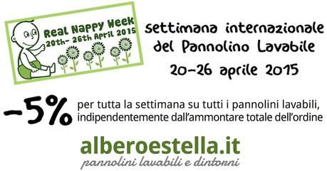 settimana internazionale dei pannolini lavabili