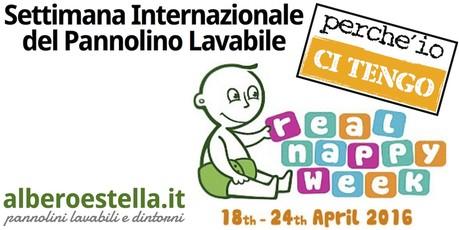 Settimana Internazionale Pannolino Lavabile