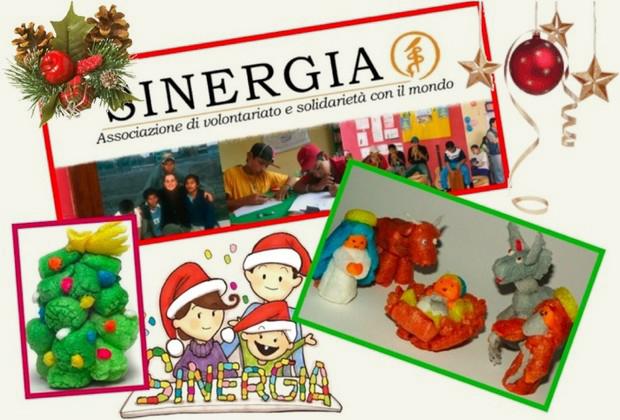 Natale 2012, alberoestella, sinergia, ecologioco