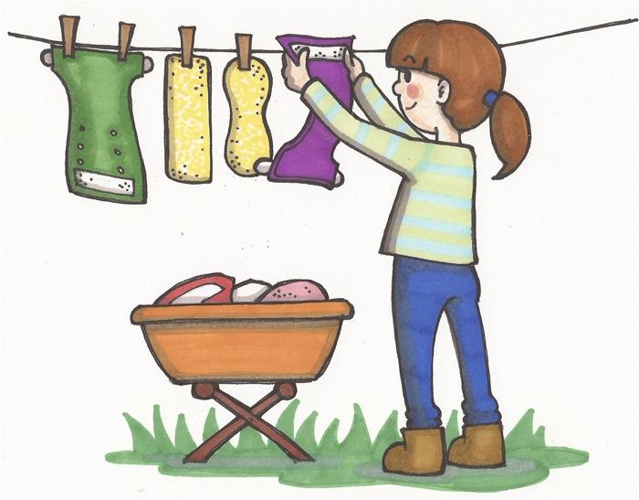 Pannolini lavabili come lavarli