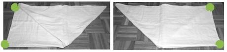 muslin piegatura origami 3